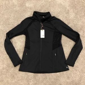 NWT Fabletics Mari Jacket Black